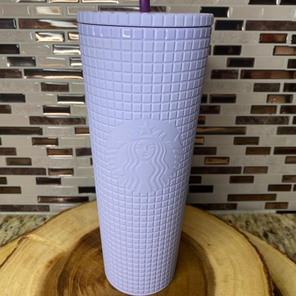 Soft Matte Lilac Venti Starbucks Reusable Cup